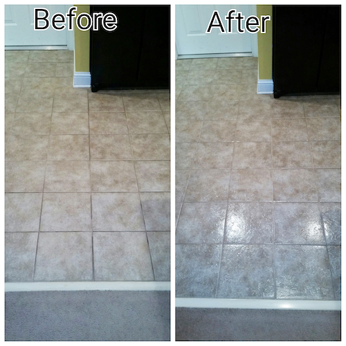 Kg Cleaning Service Our Work Tile Amp Grout Cleaning